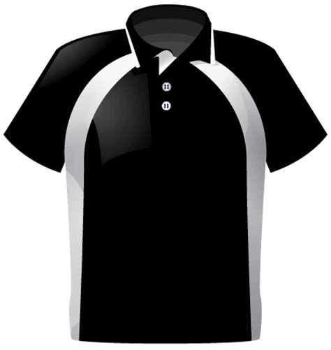 Kaos Polos Twotone Black design a polo shirt custom corporate team shirts
