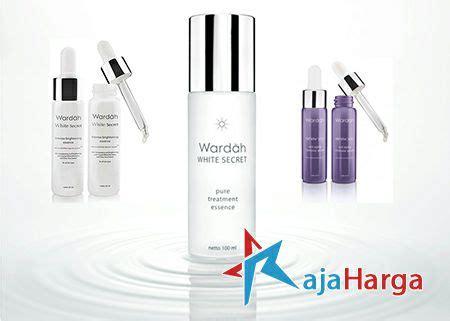 Daftar Harga Make Up Wardah White Secret daftar harga serum wajah wardah white secret terbaru 2019