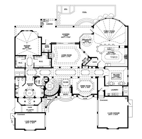 1 5 house plans 1 story house plans with bat numberedtype