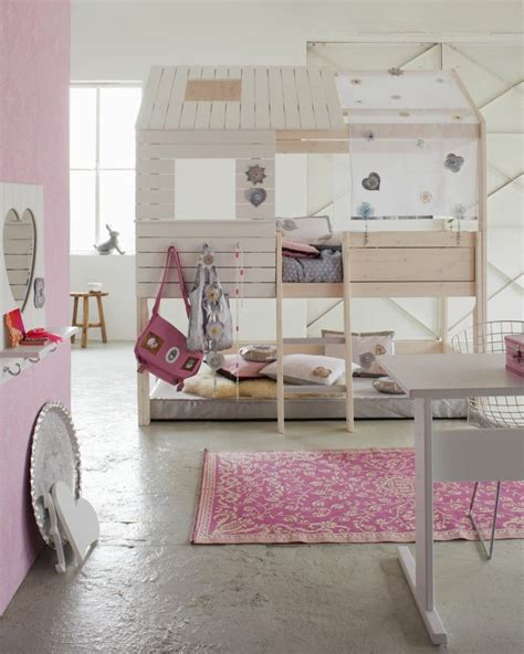 interesting and creative bedroom d i y ideas for teenagers le lit cabane fille id 233 es en images