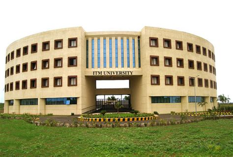 Cg Institute Of Management Mba by Institute For Technology Management Itm Raipur