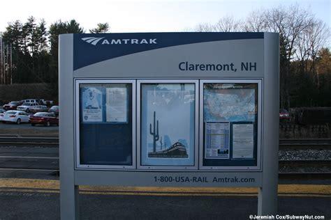 claremont jct nh amtrak s vermonter the subwaynut