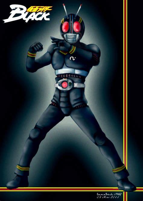 Kamen Rider Black By In2cr3ativ3 On Deviantart Rider Preview Kamen
