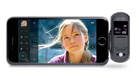iphonea dslr kalitesi getiren kamera aksesuari dxo