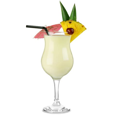 pina colada cocktail capri pina colada glasses 13 4oz 380ml poco grande