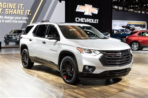 2020 Chevy Traverse by 2020 Chevy Traverse Release Date Specs Upgrades 2019