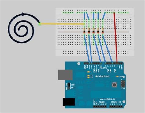 capacitive sensor project capacitive touch mood light using arduino use arduino for projects