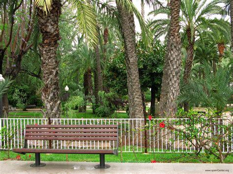 imagenes regando jardines elche parques fotos jardines turismo alicante