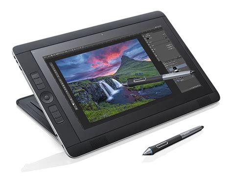 Wacom Cintiq Companion 2 512gb Ram 16gb wacom na targach ces pokaza蛯 3 nowe tablety graficzne a dwa maj艱 po 27 cali