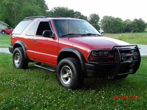 Driver Blazer X10 1998 chevrolet zr2 wide track blazer 4 500 possible trade 100295262 custom sport utility