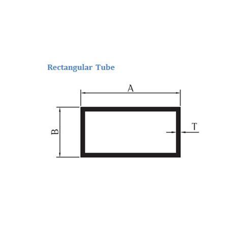 aluminium hollow section sizes aluminium hollow section aluminium rectangular tube