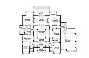 Small House Plans With Inner Courtyard Inner Courtyard Floor Plans Trend Home Design And Decor