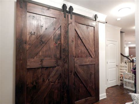 Z Barn Door Classic Z Brace Plank Barn Door