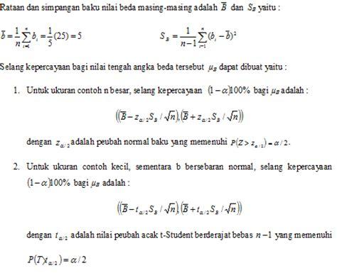 Fisika Statistik Sukarmin Yuma Pustaka fisika pendugaan nilai tengah populasi
