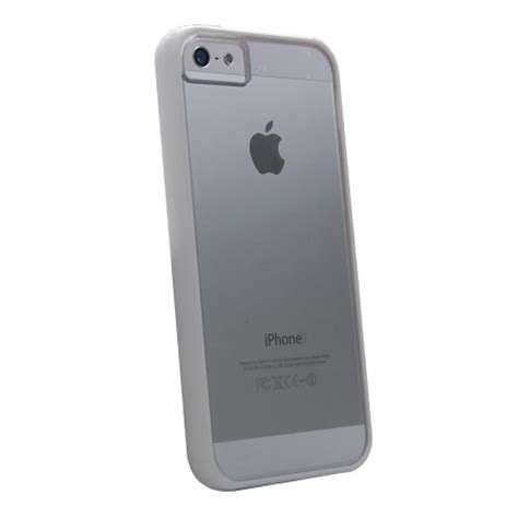 Gear4 Iphone 5 Icebox Edge Transparant gear4 ic535g iphone 5s 5 icebox edge white