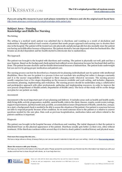 Why Nursing Essay by Why Nursing Essay
