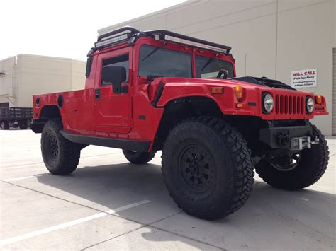 hummer  search  rescue overland series rare  door truck  milessold
