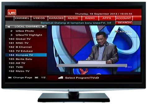 Tv Yg Bisa apa itu useetv telkom kepanjen speedy