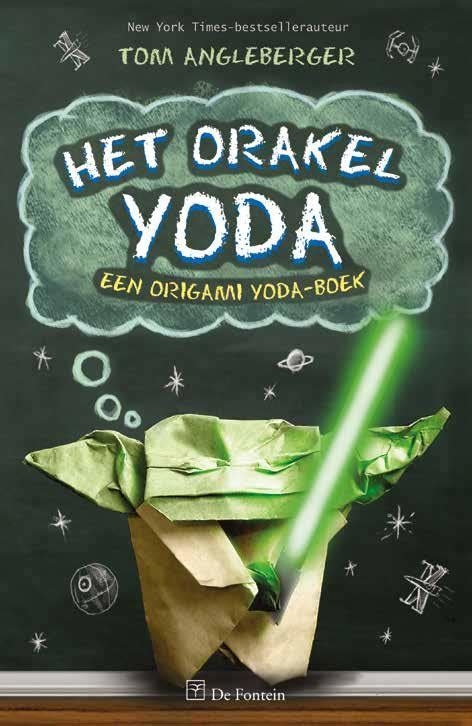 The Strange Of The Origami Yoda - het orakel yoda boek door tom angleberger