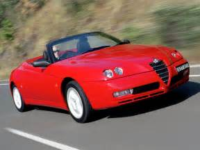 2005 alfa romeo spider photos informations articles