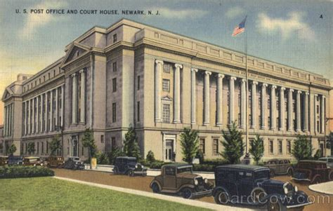 Us Post Office Newark Nj by U S Post Office And Court House Newark Nj
