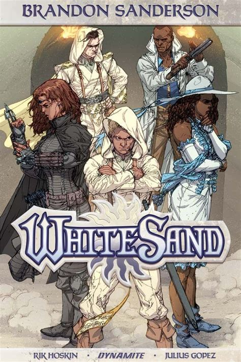 brandon sanderson s white sand volume 1 softcover exclusive sanderson s white sand v2 and atari this