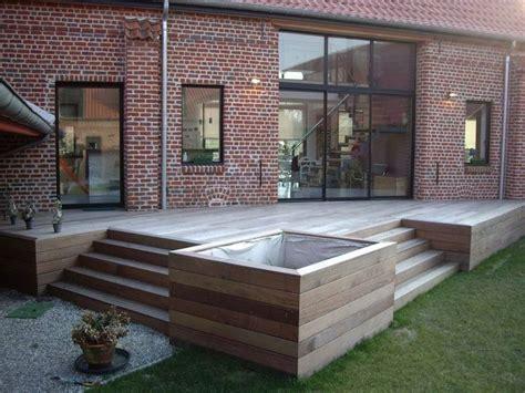 Terrasse Mit Stufen by Die Besten 17 Bilder Zu Garten Auf G 228 Rten