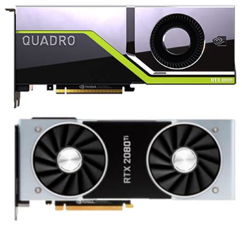 whats  difference  geforce  quadro graphics