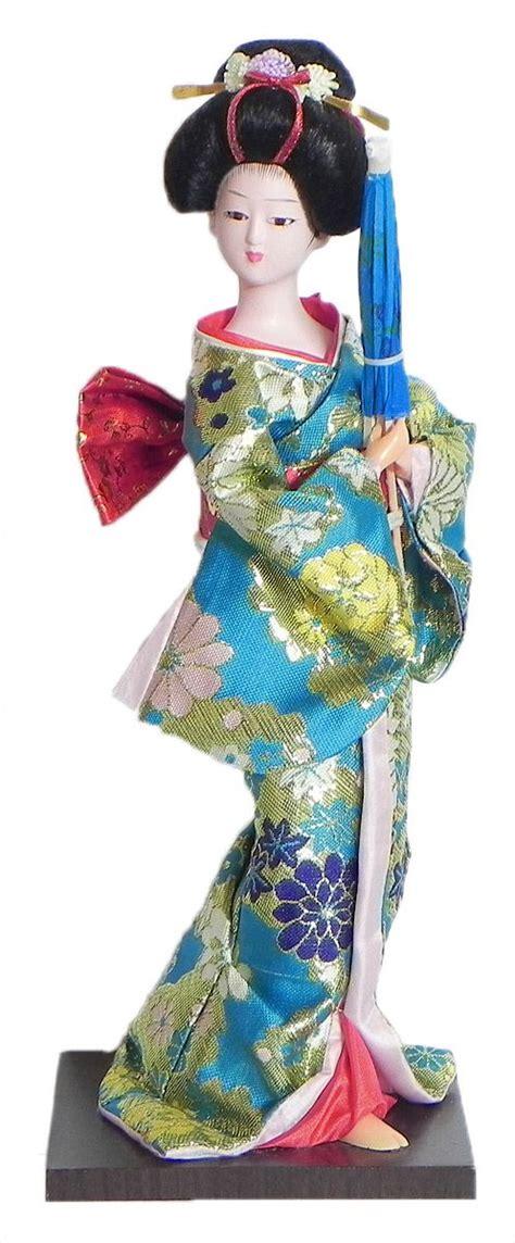 kimono doll design umbrella 17 best japanese dolls images on pinterest