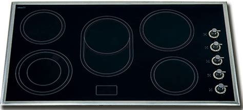 Schott Ceran Cooktop Replacement Knobs by Ilve Electric Cooktop With Ceran Surface