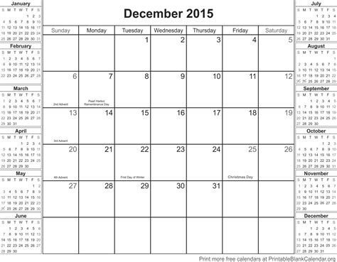 december 2015 calendar with holidays new calendar december 2015 calendar with holidays printable blank