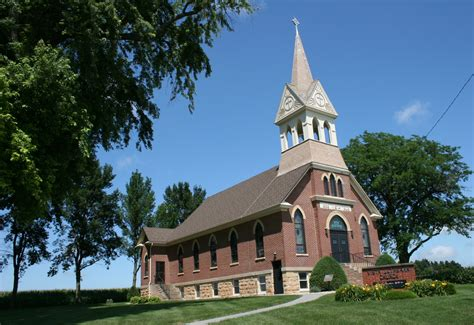 Vista evangelical lutheran church located at the intersection of