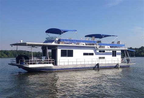 kentucky houseboats 1984 sumerset 14x60 kentucky boats