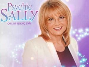 sally psychic psychic sally at de montfort live entertainment