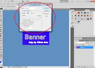 tutorial membuat x banner menggunakan photoshop tutorial membuat banner dengan photoshop teknik komputer