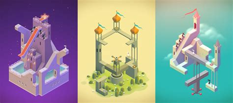 monument valley android monument valley est disponible sur android frandroid