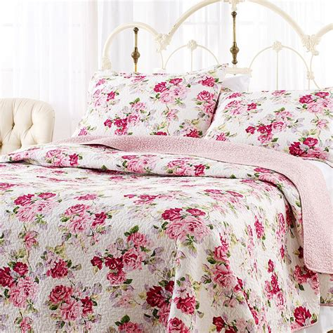 rose colored bedding comforters sheet sets pillows