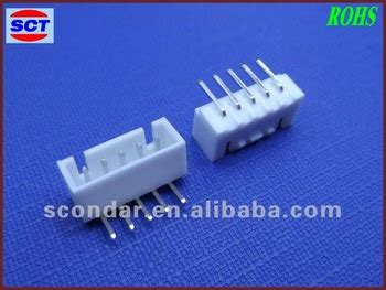 Connector Xh 254 2p Right Angle jst xa connector 2 5mm right angle wafer connector 5p buy 5p connector wire connector jst xa
