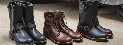 red motorcycle boots indian motorcycles red wing shoes indian motorcycle