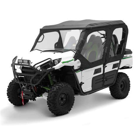 Black And Red Design by 2016 Teryx4 Le Teryx 174 Side X Side By Kawasaki