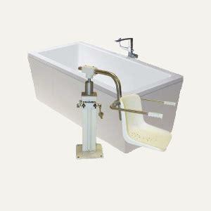 sollevatore per vasca da bagno sollevatore idrodinamico laterale per vasca da bagno ser ba