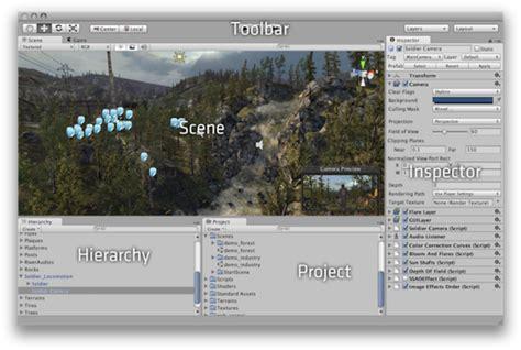 unity folder layout taller empezando con unity 3d
