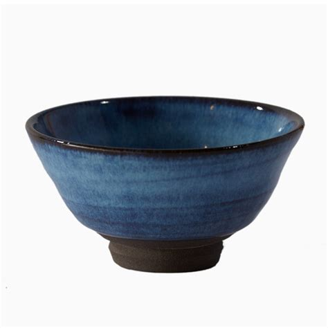 modern bowl modern blue ceramic bowl