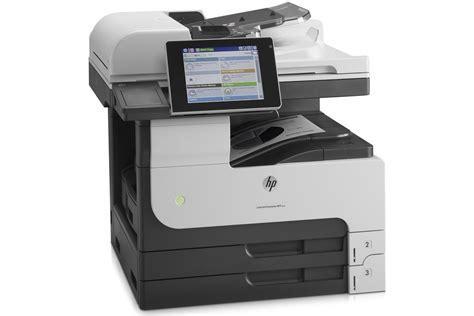 Printer Laser A3 Surabaya hp laserjet enterprise mfp m725dn all in one mono laser