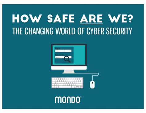 World Executive Mba In Cyber Security by How Safe Are We The Changing World Of Cyber Security