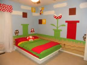 mario bedroom decor cool super mario kids room design kidsomania