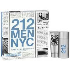 Carolina Herrera 212 For Fragrance Oilbibit Parfum 90 Ml 212 gift set by carolina herrera 2 gift set 3 4 oz eau de toilette spray 3 4 oz