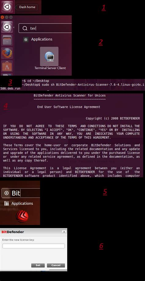 ubuntu tutorial com antivirus for ubuntu how to install bitdefender