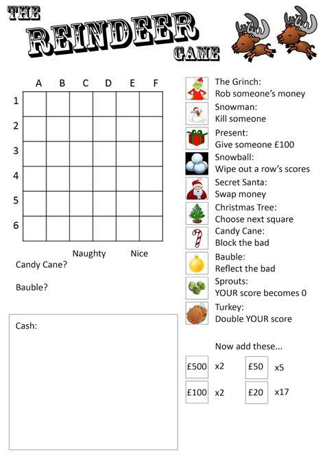 printable reindeer math games to infinity and beyond the reindeer game the