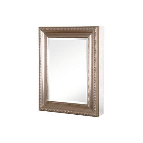 Pegasus Sp4595 26 Inch Deco High Framed Medicine Cabinet